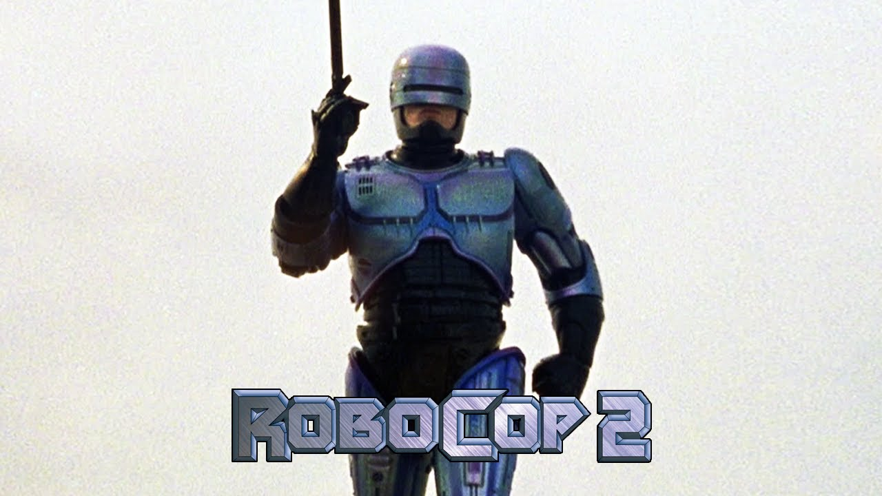 RoboCop 2 - 1990 - Trailer - HD