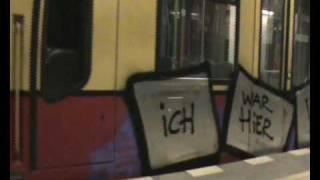 Graffiti exklusiv für Keule von Gernot Schwarzmaler