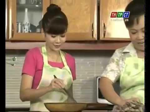 Cách làm món ốc len xào dừa