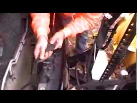 How to hook up a Fisher MINUTE MOUNT plow to your truck !!
