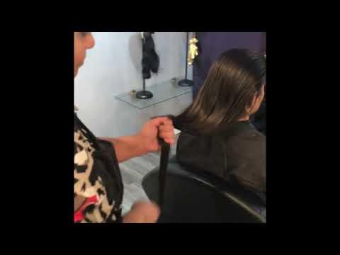 Hair transformation lulu beauty lounge Michigan