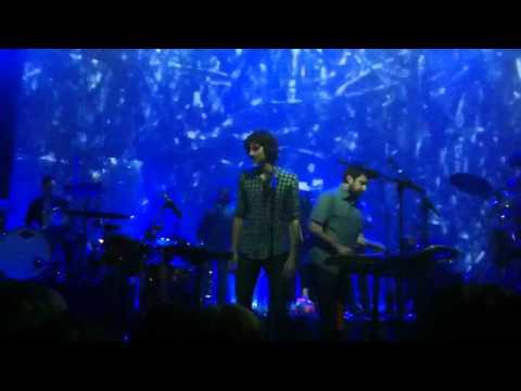 Gotye - Heart's a mess (live @ Forum Theatre, Melbourne)