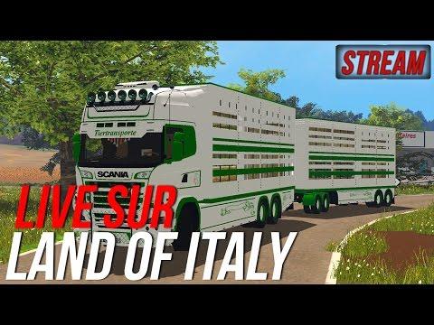 Farming Simulator 15 | Land Of Italy v1.1 | on vend les bêtes !