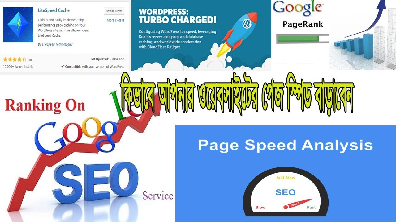 Lite Speed Cache | Best Optimize Website Loading Speed