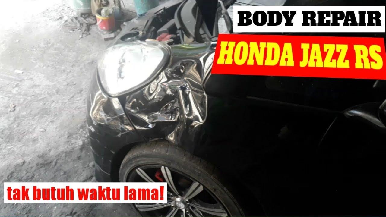 Honda Jazz Penyok