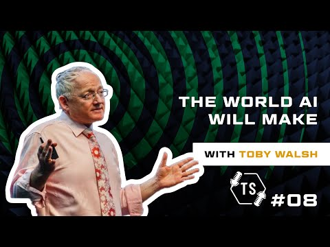 Tech Society 008 – The world that AI made