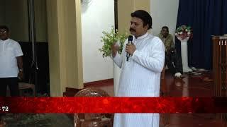 Rev. Dr. Sreejith Abraham , tamil christian message  Allaippu Full HD