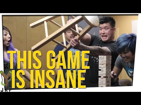 Jenga Dare With SAVAGE ENDING