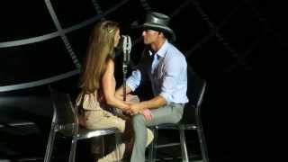 Tim McGraw & Faith Hill-I Need You, The Venetian, Las Vegas
