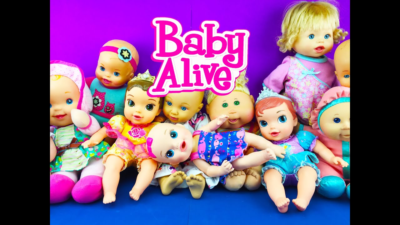 Baby Alive Toys : Baby alive doll babies and dolls sips n cuddles