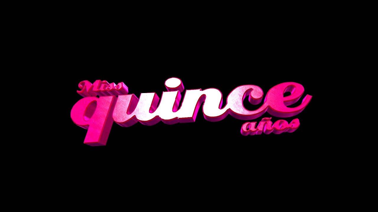 Logotipo Para 15 Anos