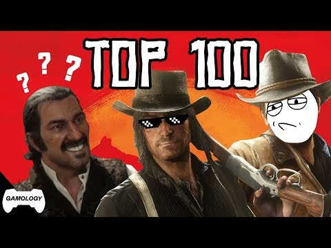 TOP 100 MOST FUNNY & RANDOM MOMENTS IN RED DEAD REDEMPTION 2 thumbnail