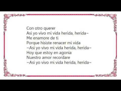 Brenda K. Starr - Herida Lyrics