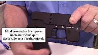 La polémica arma que simula ser un SmartPhone