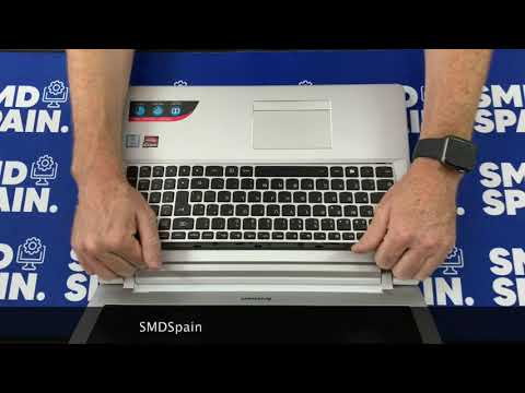 How To Battery Replacement Lenovo IdeaPad 500 15ISK Disassembly