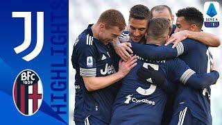 Juventus 2-0 Bologna | La Juve supera 2-0 il Bologna | Serie A TIM