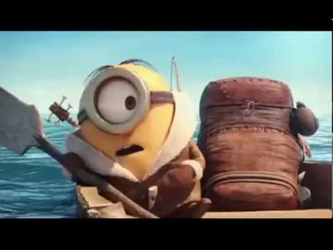 Minions Bounce (Oficial Mix) Banana Video Edit DJ LEX