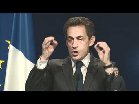 Discours de Nicolas Sarkozy à Lyon