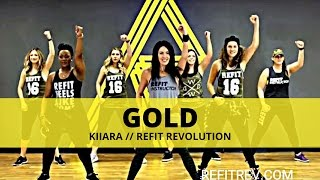 Baixar - Gold By Kiira Dance Fitness Choreography By Refit Revolution Grátis