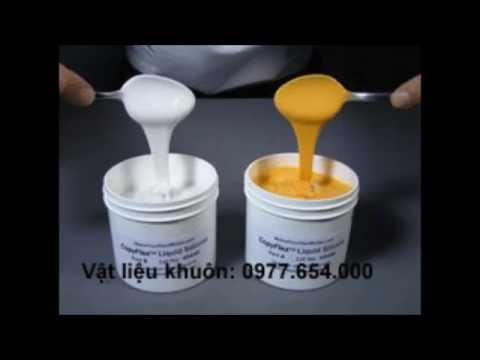 Chuyên cung cấp silicon làm khuôn ,bán các loại vật liệu khuôn 0977.654.000