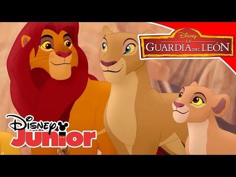la-guardia-del-león:-canta-con-la-guardia-del-león-vol.-2-|-disney-junior-oficial