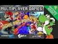 Join The Party Multiplayer Wii U Games Mario Kart 8 Splatoon Smash Part 1