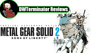 Review - Metal Gear Solid 2: Sons of Liberty