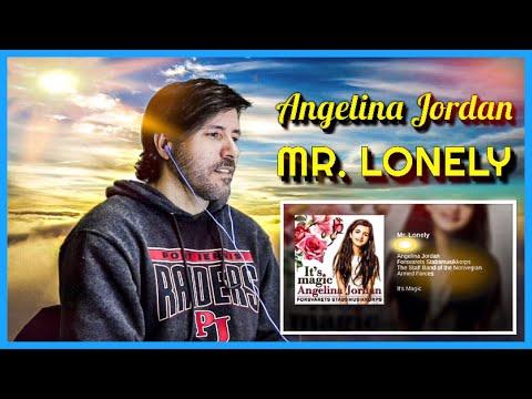 REACTION   Angelina Jordan - Mr. Lonely   Forsvarets Stabsmusikkorps