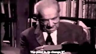 Heidegger On Marx (English Subtitles) Thumbnail