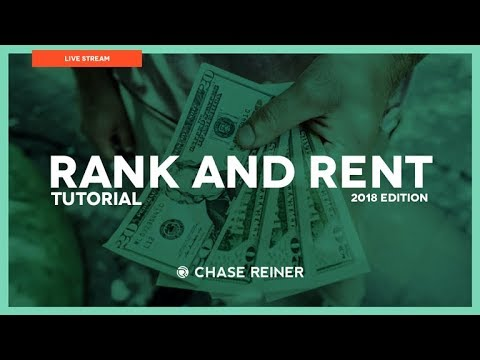 Rank and Rent 2017 Tutorial 🏡 (Results in Under 2 Months)