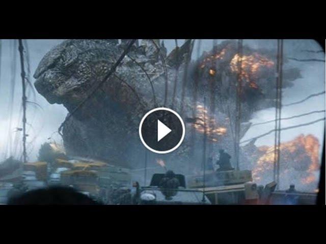 【哥吉拉】亞洲版獨家動作預告-巨獸對戰篇 (HD)