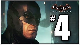 BATMAN ARKHAM KNIGHT gameplay part 4