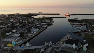 A glimpse of BERLEVÅG [4K aerial footage]