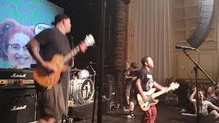 Lagwagon Alien 8 Luxor Live 2018