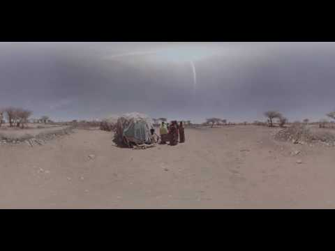 360 Video: Drought in Somalia