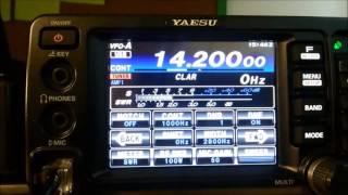 yaesu frg 7 vs yaesu ft 991vs icom ic 7300 iu8hne