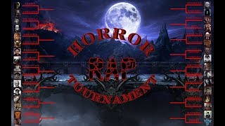 Horror Rap Tournament