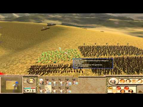 "Let's play Rome Total War (EB) - part 45 ""The battle at Adiabene"""