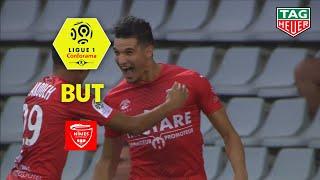 But Zinedine FERHAT (2') / Nîmes Olympique - Stade Brestois 29 (3-0)  (NIMES-BREST)/ 2019-20