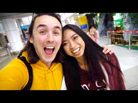 Meeting My Long Distance Girlfriend In Malaysia! | The Malaysia Vlogs [Ep 1]