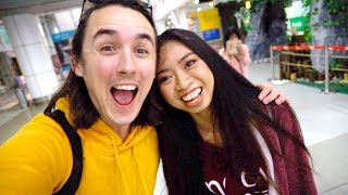 Gambar cover Meeting My Long Distance Girlfriend in Malaysia! | The Malaysia Vlogs [Ep 1]