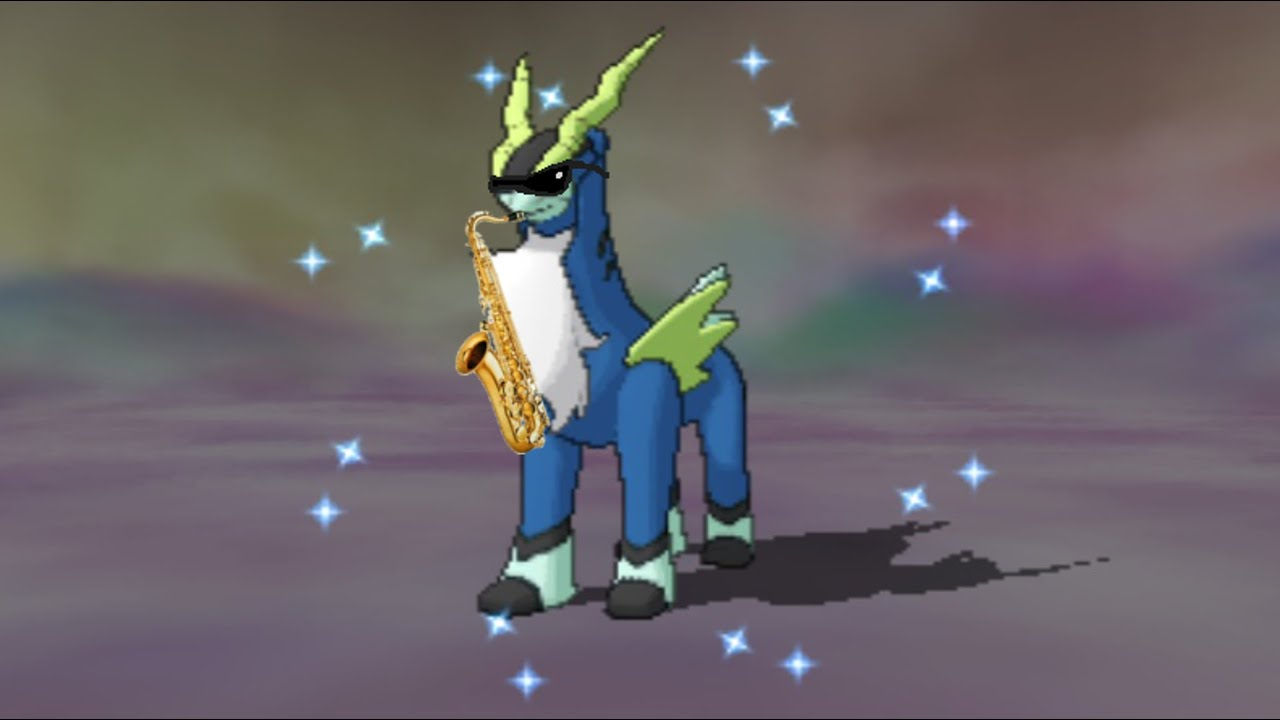 live shiny cobalion after srs youtube