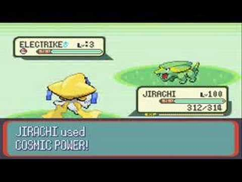 how to get jirachi in ruby