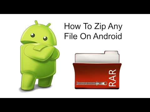 How To Convert Any Files To Zip Files On Any Android Device