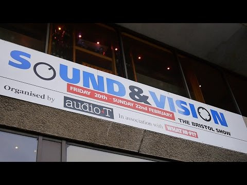 The Bristol Sound and Vision Show 2015 in 4 minutes