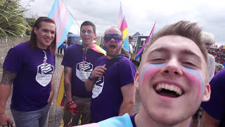 One of TheRealAlexBertie's most viewed videos: WHAT IS LGBT PRIDE LIKE?