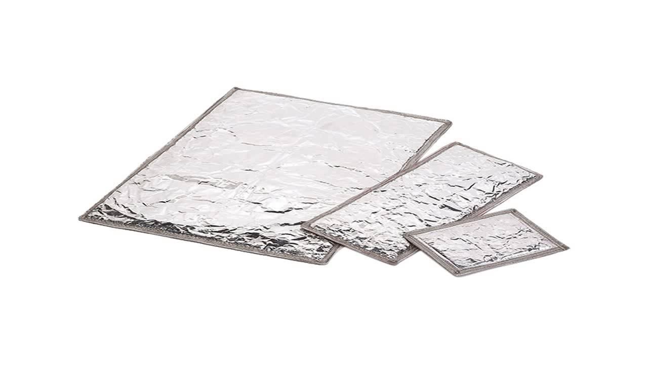 Heatshield Products 100614 Thermaflect Shield 6 x 14 Reflective Heat Shield Barrier