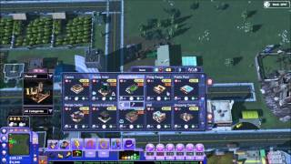 DGA Plays: SimCity Societies & Destinations (Ep. 2-D - Gameplay / Let
