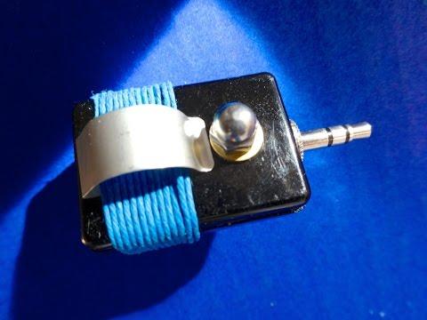 Go-Kit Emergency-Backup Morse Key and/or Paddle