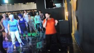 Cracklin Rosie line dance by shelly & Mark Guichard